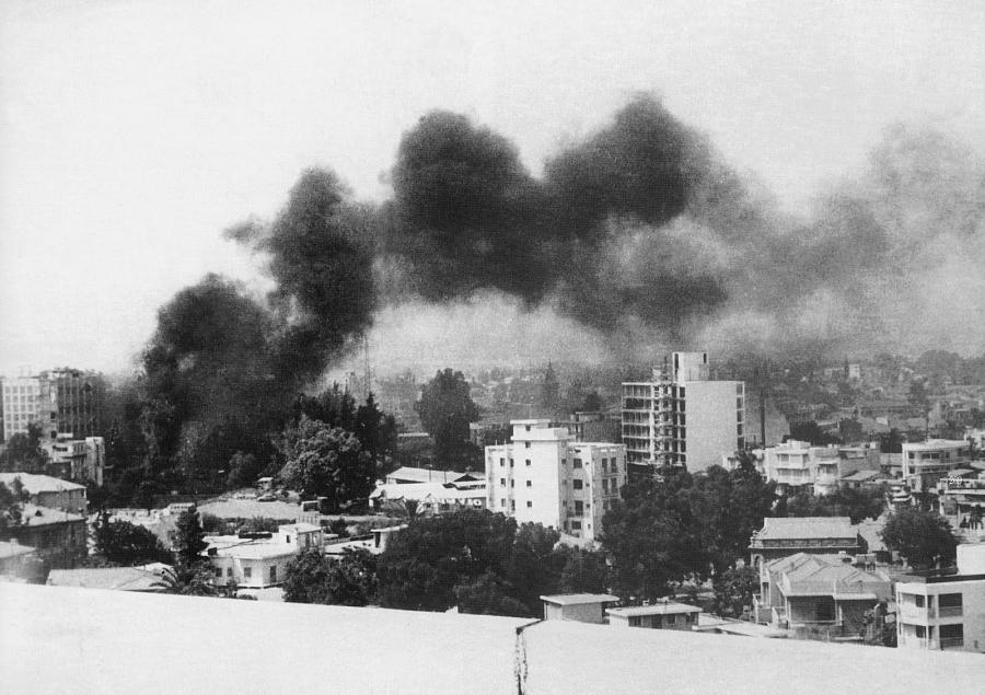 Μαύρη επέτειος της δεύτερης φάσης της τουρκικής εισβολής -  Το ΑΚΕΛ καλεί τον κυπριακό λαό σε συστράτευση ενάντια στην κατοχή και τη διχοτόμηση